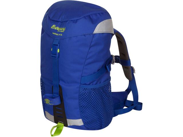 Bergans Nordkapp Daypack 12 litres Kids, cobaltblue/neongreen